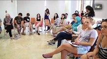 HDL: Jóvenes israelíes y palestinos comparten formación para lograr un futuro laboral