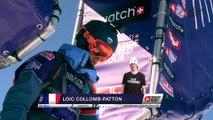 Run Loïc Collomb-Patton 2nd place - Fieberbrunn Kitzbüheler Alpen - Swatch Freeride World Tour 2016