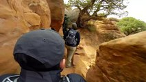Arches National Park - Delicate Arch & Fiery Furnace - Honeymoon, Day 6 - GoPro HERO 3+