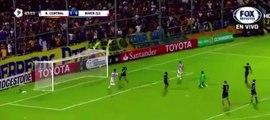 Gol de Michael Santos 3-1 - Rosario Central vs River Plate - Copa Libertadores 2016