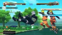 NARUTO SHIPPUDEN: Ultimate Ninja STORM 4 - Memory Fragment: Naruto & Sakura vs Kakashi (1024p FULL HD)