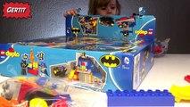 Batman LEGO Duplo | Batcave And Catwoman Adventure Superheroes | Toy Review Lego Duplo