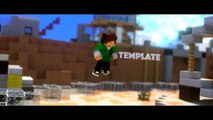 TOP 10 FREE Minecraft Intro Templates! Sony Vegas, After Effects, Cinema 4D