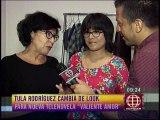 En Valiente Amor Tula Rodriguez sera La Mama de La Peque