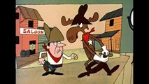 Bullwinkle Becomes A Famous Actor   ROCKY & BULLWINKLE
