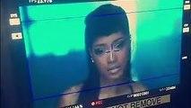 Keke Palmer shooting new music video for Enemies feat. Jeremih