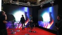 Ecrans géants à Led OLITEC Group - SATIS 2011