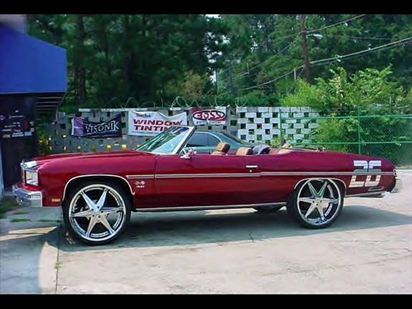 Donk cars, hydraulics, and classic car nice !!!!