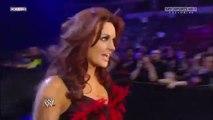 WWE Smackdown 2009 Maria Kanellis vs Michelle McCool