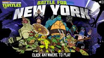 Teenage Mutant Ninja Turtles: Battle For New York - Nickelodeon Games