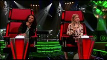 Julie - Papaoutai _ The Voice Kids 2016 _ The Blind Auditions | The Voice Kids 2016 | The Voice Kids