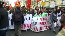 Avant-projet de loi Travail: la mobilisation de la jeunesse partie pour durer?