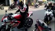 Hội Moto SG Ducati 899, Yamaha R1, Ninja ZX6R, Suzuki GSX1000