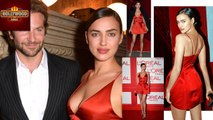 Irina Shayk SHOW OFF Huge CLEAVAGE In TINY Dress | Hollywood Asia