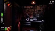 Lets play I Five Nights at Freddys - deel 4 - Freddy Oh Freddy! (Night 6)