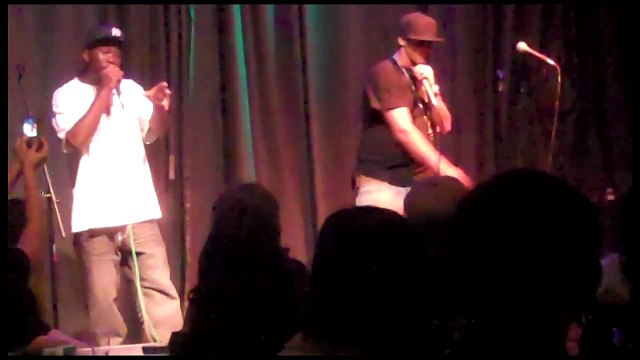 "King DaviD & VaToRe G.M.$ ""One Step At A Time"" live at the NUYORiCAN (Traveling Wild Show 7)"