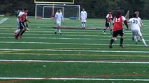 Red's free kick and goal line save Riverdale v. Trevor Day 15 oct 2010.MOV