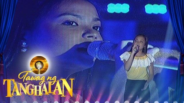 Tawag ng Tanghalan: Rosarely Avila is the newest Tawag ng Tanghalan champion