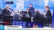 Daniel Cohn-Bendit répond aux questions des auditeurs d'Europe 1
