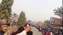 SAG Football Winner Team Welcomed In Nepal (Jhapa) (News World)