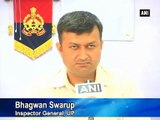 SP MLA critically injured in road accident UP IG