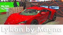 Geneva Motor Show 2016: Magna shows the Lykan Hyper Sport and the factory of the future | Motor Show