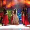 Pakistani Actress Neelam Muneer Hot and Shameless Dance On Indain Song
