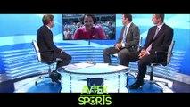 ATP 1000 Cincinnati Novak Djokovic v Roger Federer Roger Federer Post Match Interview 23.0