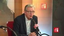 Pierre Laurent (PC) - Loi Travail : « La mobilisation était bien supérieure à celle contre le CPE »
