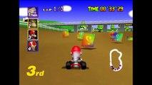 Super Mario Kart Episode 2 - Super Mario Games for Kids - free - Mario and Luigi