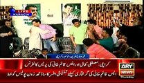 Waseem Aftab joins Mustafa Kamal & Co, joins presser at later