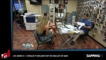 Les Anges 8 : Coralie et Mélanie très sexy en maillot de bain (Vidéo)