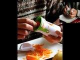 B016S6BUTY  Twinzee  Spiraliseur de légumes Sphagettis et nouilles de courgettes, carottes