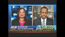 Alveda King and Ben Carson (50 years later) Hannity Aug 28 2013