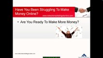 Network Marketing VT How to Make Money Today Online