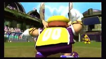 Super Mario Strikers - Waluigi (ULRB) vs. Wario (CPU Legend)