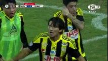 Resumen goles Deportivo Táchira 2 - 0 Pumas Copa Libertadores 2016