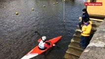 Lannion. Championnats de France universitaire de canoë-kayak