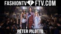 Peter Pilotto F/W 16-17 at London Fashion Week | FTV.com