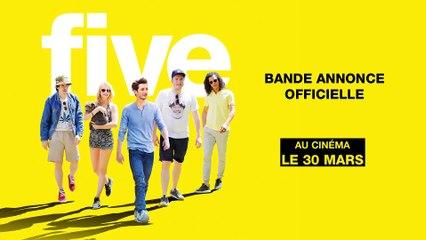 FIVE Bande Annonce (Pierre Niney, Comédie - 2016)