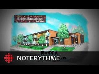 NoteRythme  - École Beaubien - Pourquoi fuir mon délire de Raffy