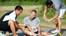 Sport e infortuni: che fare in caso di distorsioni
