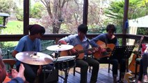 Charlie Brown by Coldplay - Live cover by Seb and Ben Teoh and Josh Loh