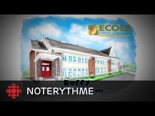 NoteRythme - École Les Trois Sources - Pourquoi fuir mon délire de Raffy