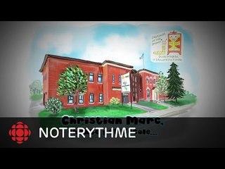 NoteRythme - École Saint-Édouard - Apparences de Christian Marc