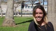 Paroles d'anciens... Andrea Emone Bohorques, ancienne élève du Lycée français de Valence