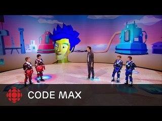 CODE MAX - Saison 1 - Épisode 8