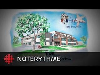 NoteRythme - École Sainte-Hélène - Danse de Tal