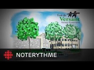 NoteRythme - École du Versant - Danse de Tal