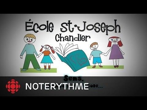 NoteRythme - École St-Joseph - Droit Devant de Wilfred LeBouthillier